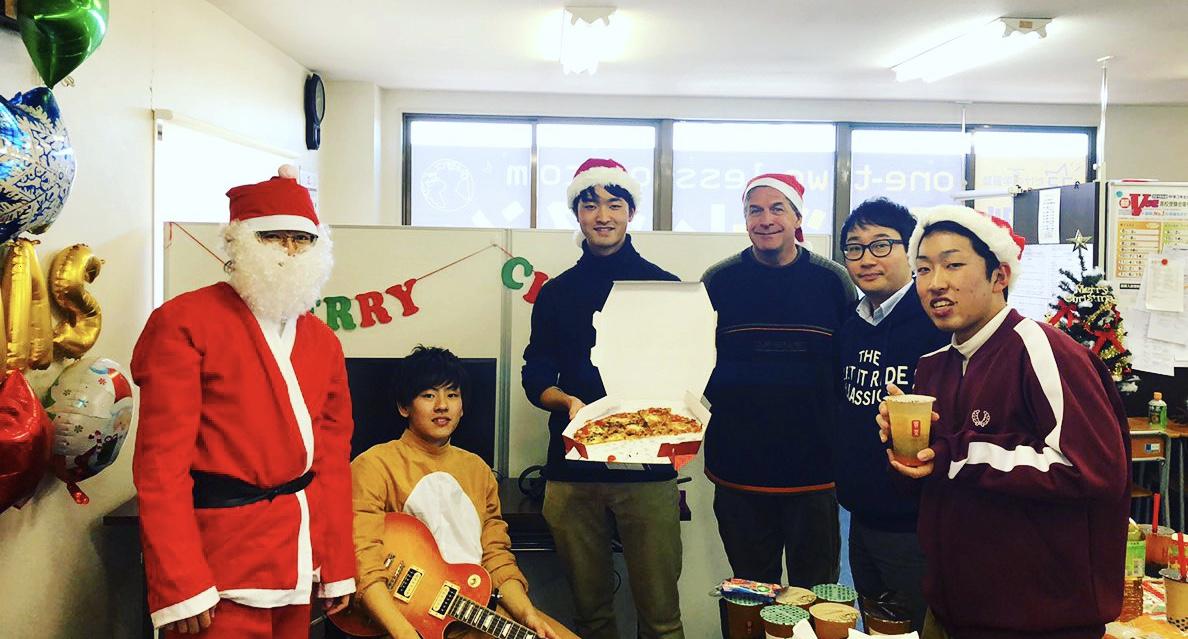 クリスマス学習会2018!